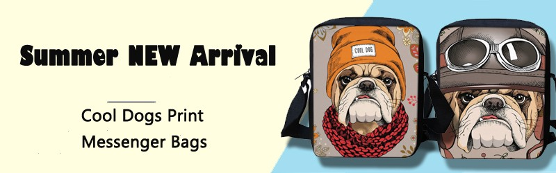 hot cool dogs sling bags