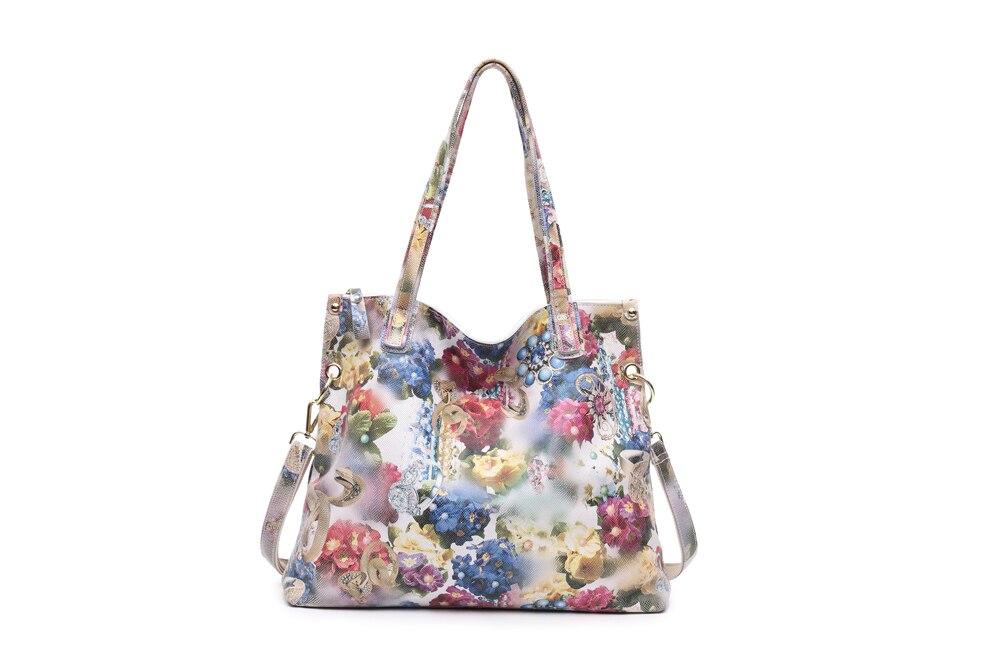Arliwwi marca de luxo flor designer grande