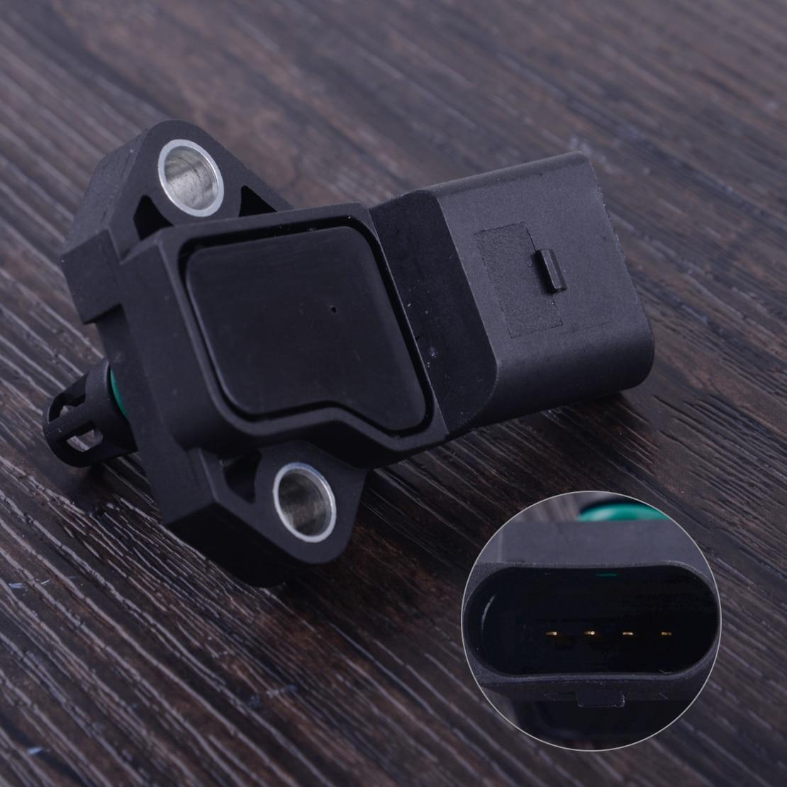 Map Sensor In Car: Beler Car 3 Bar Manifold Absolute Pressure MAP Sensor