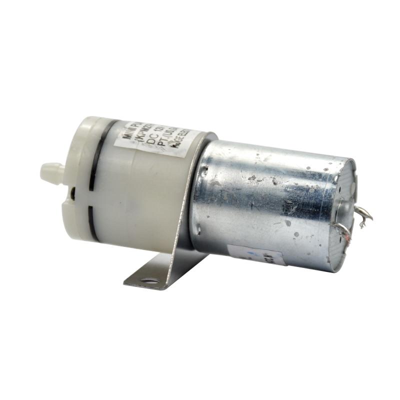 1pcs Used Air Pump Dc 6v 9v 12v Small Mini Motor Air Pumps Aquarium Fish Water Tank Diy Us91