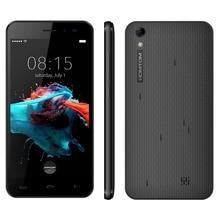 Homtom ht16 смартфон 5.0 дюймов 1 ГБ ram 8 ГБ rom android 6.0 Quad Core 1280×720 MT6580 3000 мАч 8.0MP Dual Sim Разблокировать Мобильный Телефон