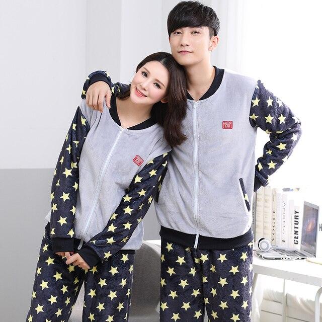 Adult Flannel Pajamas