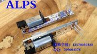 1pcs ALPS Motor Drive 60mm Stroke Sliding Potentiometer B10K 8MM Axis T Type