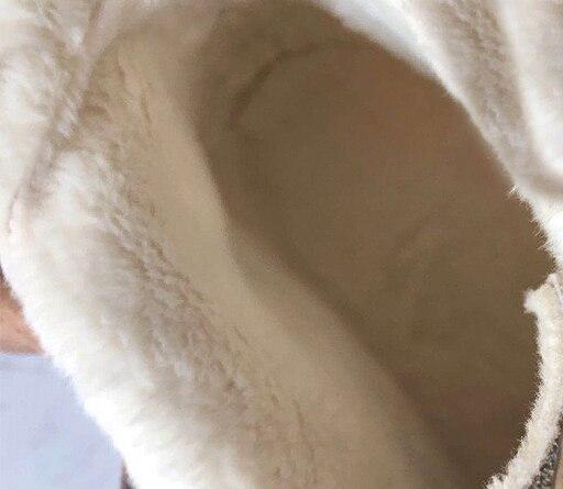 Caramella Cuoio Autunno Cuciture Di Stivaletti Inverno rosso Beige colore Scarpe E Sen Stivali Nuovo Retrò Brevi Letterario Rosa Della Dipartimento 2018 Colore ax8wnx
