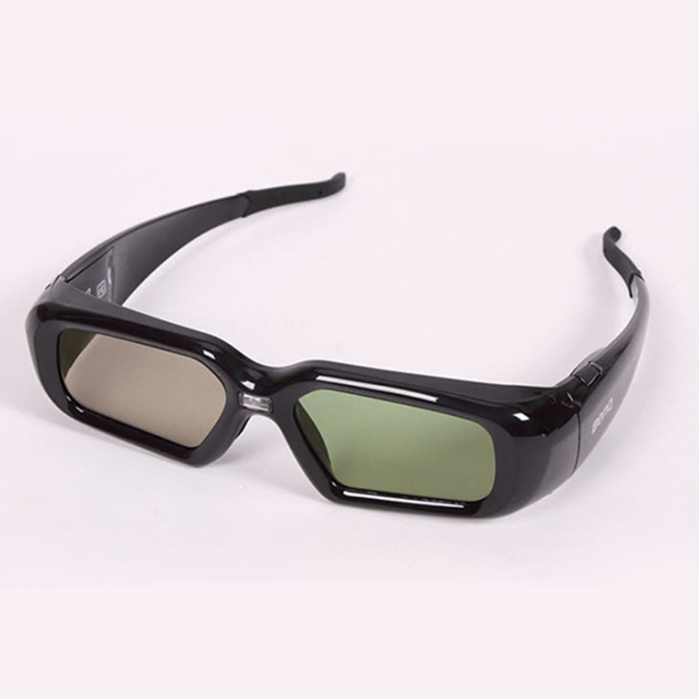 926f0c32dcca3 144Hz DLP Do Obturador Ativo Do Obturador Óculos 3D para BenQ W1075 W1500  SHARP Acer Optoma W1070 W1080ST W750 compatível Epson e assim por diante em  Óculos ...