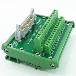 IDC-30 Montato Su Guida DIN Modulo di Interfaccia.