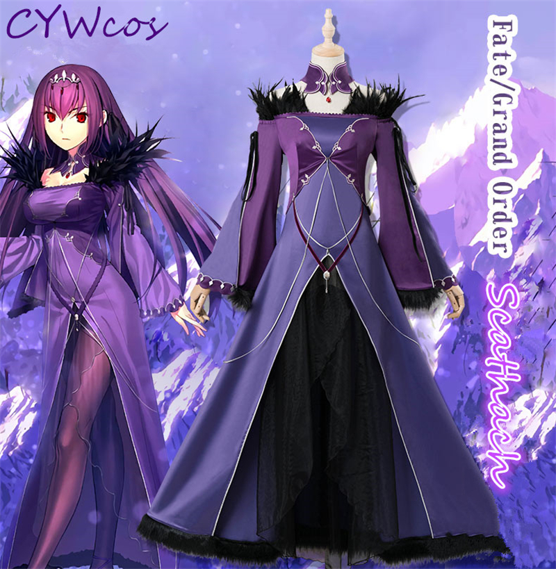 Fgo Scathach Comic