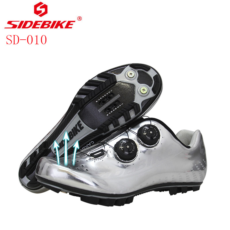 SIDEBIKE Professional Bicycle Cycling Shoes Breathable Men Women Road Bike Racing Athlet Shoes S2-Snap Tuning Knob Fastener Shoe west biking bike chain wheel 39 53t bicycle crank 170 175mm fit speed 9 mtb road bike cycling bicycle crank