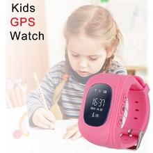 Gps tracker alarm kind smart watch mit sim sos q50 kinder cartoon smartwatch kinder handy armbanduhr monitor anruf baby