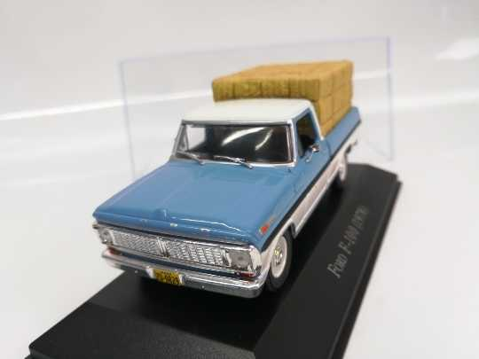 I XO 1:43 Ford F-100 1978 Pickup alloy model Car Diecast Metal Toys Birthday Gift For Kids Boy