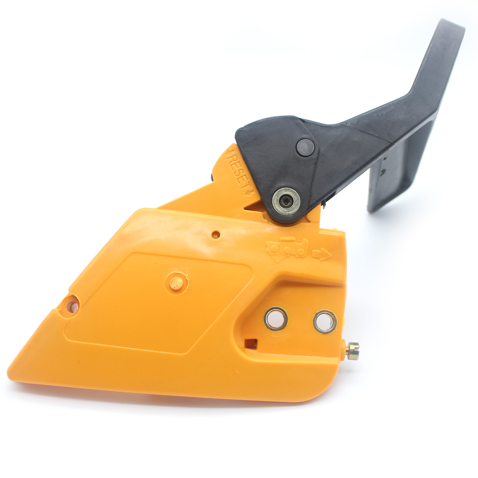 Chain Brake Handle Clutch Cover Assembly For PARTNER 350 351 370 371 390 <font><b>Mcculloch</b></font> <font><b>335</b></font> 435 440 Gasoline <font><b>Chainsaw</b></font> Parts image
