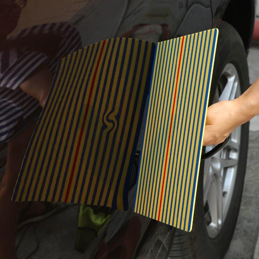 Nástroje PDR Háčky z nerezové oceli Push Rods Dent odstranění - Sady nástrojů - Fotografie 5