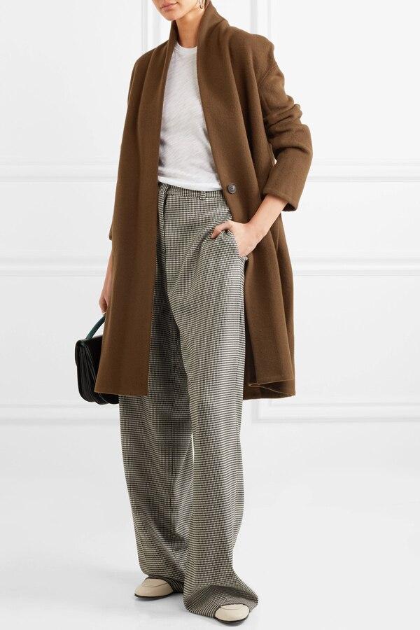 Кашемировое пальто | Aliexpress
