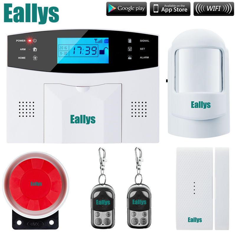 Diy Wireless Home Security Alarm System