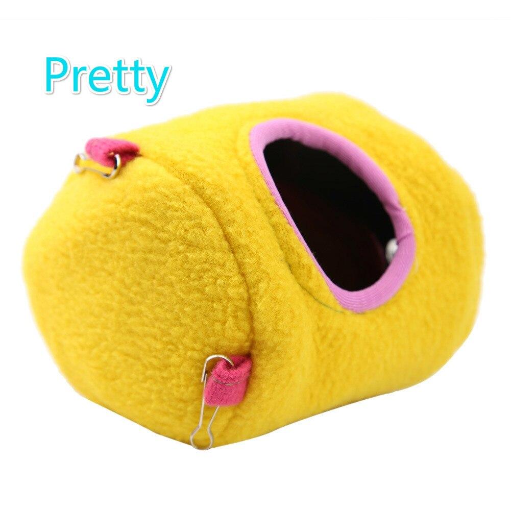 Cotton, Pretty, Parrot, Rat, Nest, Hamster