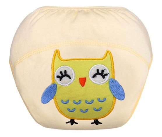 1 Sztuka BABY Pieluchy pieluchy wielokrotnego użytku BABY pieluchy - Pieluchy i Trenowanie toalety - Zdjęcie 3