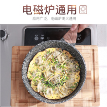 Excellent pan for fantastic home cooking Creative non stick pancake tool cooker pot Skillet Frying Wok