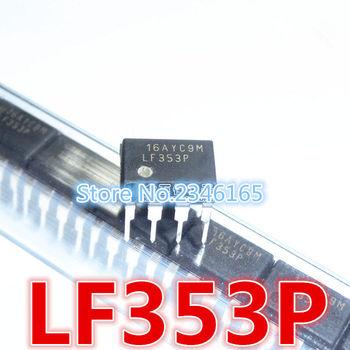 10 sztuk LF353P DIP8 LF353N DIP-8 TI JFET-INPUT podwójny wzmacniacz operacyjny LF353 DIP tanie i dobre opinie Ogólnego przeznaczenia High power Przekaźnik czasowy Uszczelnione 250 V
