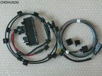 CHESHENZAI Tronc Auto Facile Ouvert Système Capteur De Pied et Fil Pour VW Passat B6 B7 B7L CC 3AA 962 243