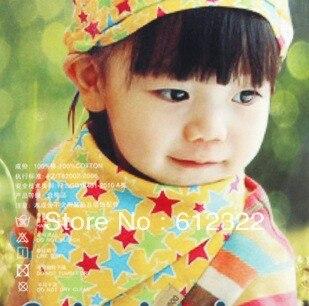 wholesale free shipping 10pcs/lot high quality baby feeding bibs/cotton teething bibs/bib bandanas baby burp cloths