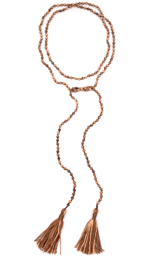 Lariat Necklace 6MM Picture...