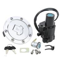 For Honda CBR1000RR 08 13 CBR600RR 07 13 Ignition Switch Lock & Fuel Gas Cap Keys CBR 1000 RR 2008 2013 CBR600 RR 2007 2013