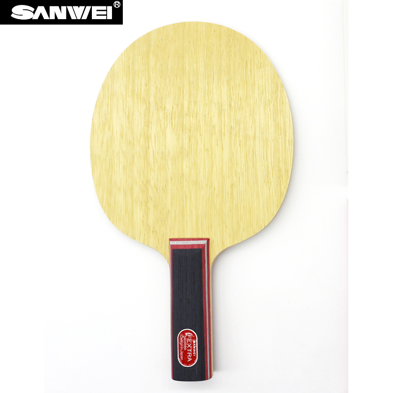 Sanwei FEXTRA 7 (Nordic VII) Table Tennis Blade (7 Ply Wood, Japan Tech, STIGA Clipper CL Structure) Racket Ping Pong Bat sanwei m8 new version table tennis blade 5 ply wood with bag for training