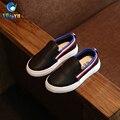 TUTUYU Kids Shoes Мальчики Девочки Модные Кроссовки Slip On Shoes Лето Дети Дети Дышащие Холст Причинно Shoes Новое Прибытие 188