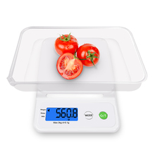 GASON C3 Kitchen scales weight LCD display accurate digital electronic balance household cuisine cooking food precision 3kg/0.1g