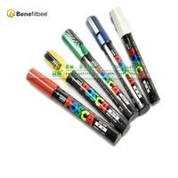 5PCS High Quality Plastic Queen Bee Marker Pen Beekeeping Tool