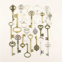 Charms For Jewelry Making Love Crown Big Key  Accessories Parts Creative Handmade Birthday Gifts