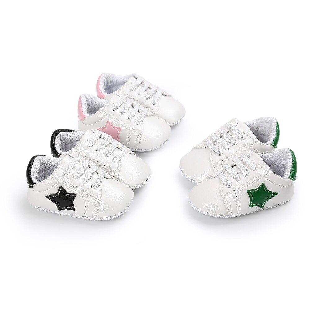 Gorąca wyprzedaż! New Arrival Baby Mokasyny Buty Cute Little Star - Buty dziecięce - Zdjęcie 2
