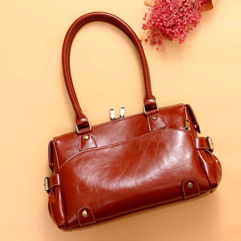 Women's bag factory bag 2018 new style European and American fashion leather, handbag shoulder bag, women's handbag, satchel. цены онлайн
