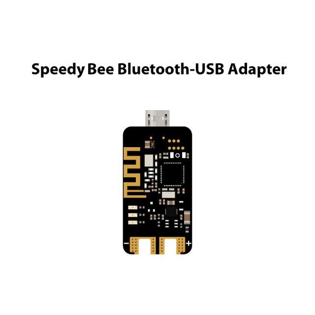 RunCam Speedybee Bluetooth USB adaptörü 2nd nesil modülü ile desteklenen iOS ve Android için FPV uçuş kontrolörü Quadcopter