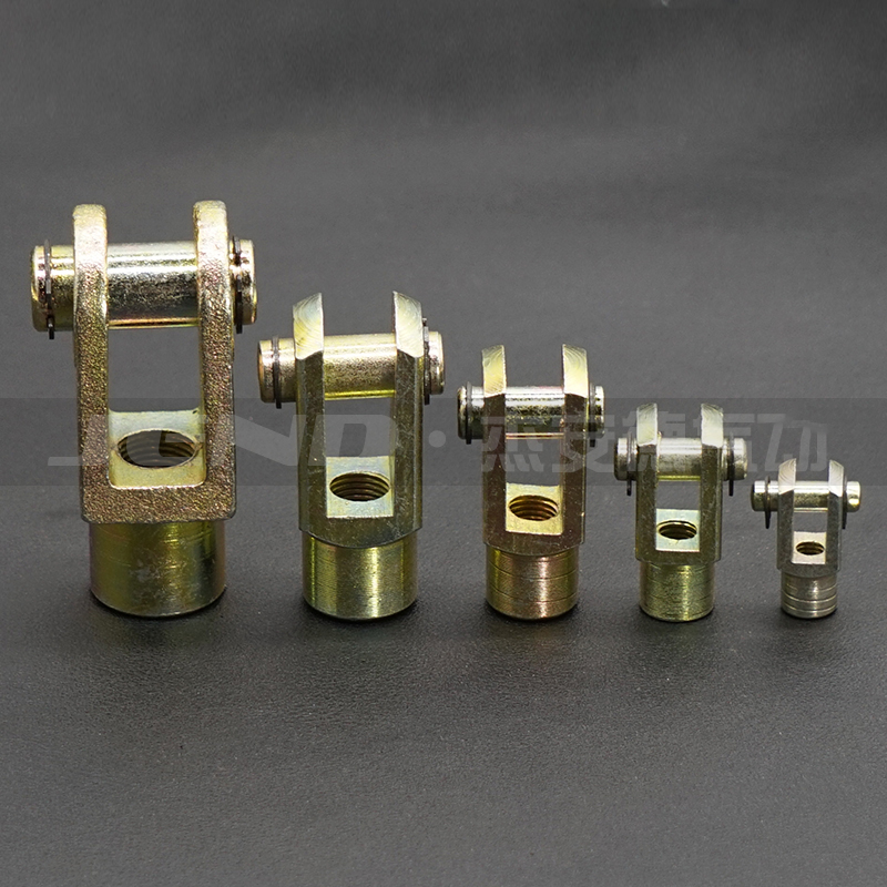 Free shipping 1 pcs Y Joint M42x2.0mm Female to Male Thread Pneumatic Cylinder Piston Clevis,F-M42X200Y free shipping 5pcs lots sg 160 200 iso6431 cylinder attachment y type joint u joints y