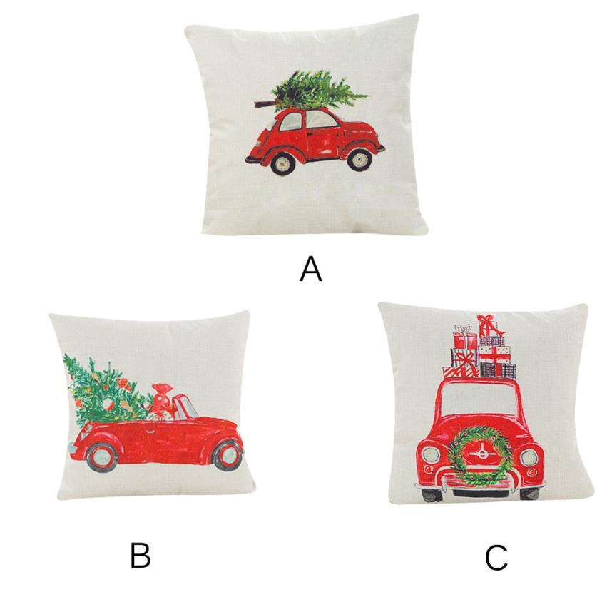 100% brand new and high quality Polyester Linen Bed Car Sofa Home Decor Cushion Polyester and linen Kussens Almofada
