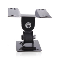 New Arrival Swivel 14 To 24 Flat Panel TV Monitor LCD Wall Mount Bracket Adjustable Angle