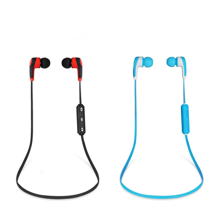 MS-B5 Wireless bluetooth earphone Bluetooth Headset Sport earbud handsfree with microphone for mobile phone iphone samsung remax t9 mini wireless bluetooth 4 1 earphone handsfree headset for iphone 7 samsung mobile phone driving car answer calls