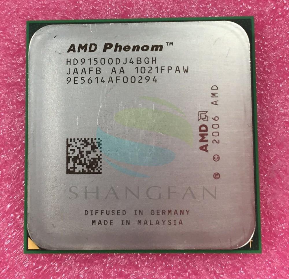 AMD Phenom X4 9150x4 9150e quad-core Desktop 1.8 GHz CPU HD9150ODJ4BGHSocket AM2 +/940pin