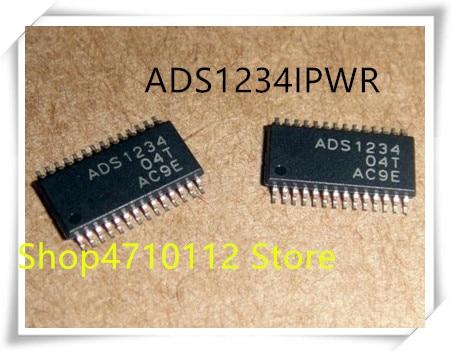 NEW 10PCS LOT ADS1234IPWR ADS1234IPW ADS1234 TSSOP 28 IC