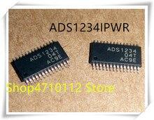 NEW 10PCS/LOT ADS1234IPWR ADS1234IPW ADS1234 TSSOP-28 IC