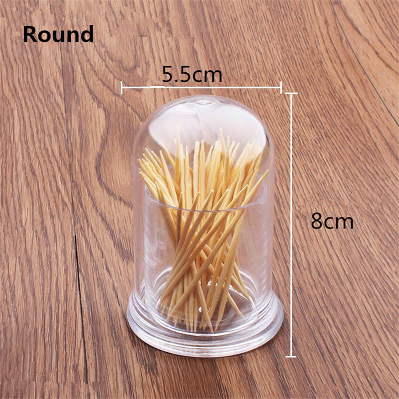 Decorative Toothpicks Container Case For Home Table Fruit Pick Box Dispenser Restaurant Automatic Toothpick Holder Premium Cute Koala Toothpick Dispenser Bar Kitchen And Party Toothpick Holders Kitchen Accessories
