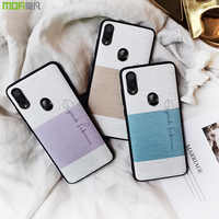 for redmi note 7 global version case cotton cloth with soft touch shockproof protect silicone capas accessories note7 pro cases