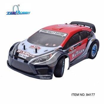 двигатель автомобиля Rc | HSP гоночный автомобиль RC KUTIGER 94177 1/10 масштаб 4WD на дороге нитровые Спорт ралли гоночный RC автомобиль 18CXP двигатель