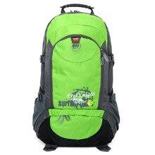 40L Waterproof Nylon Outdoor Hiking Camping Backpack Tactical Backpacks for Women Water resistant Sports Backpacks School