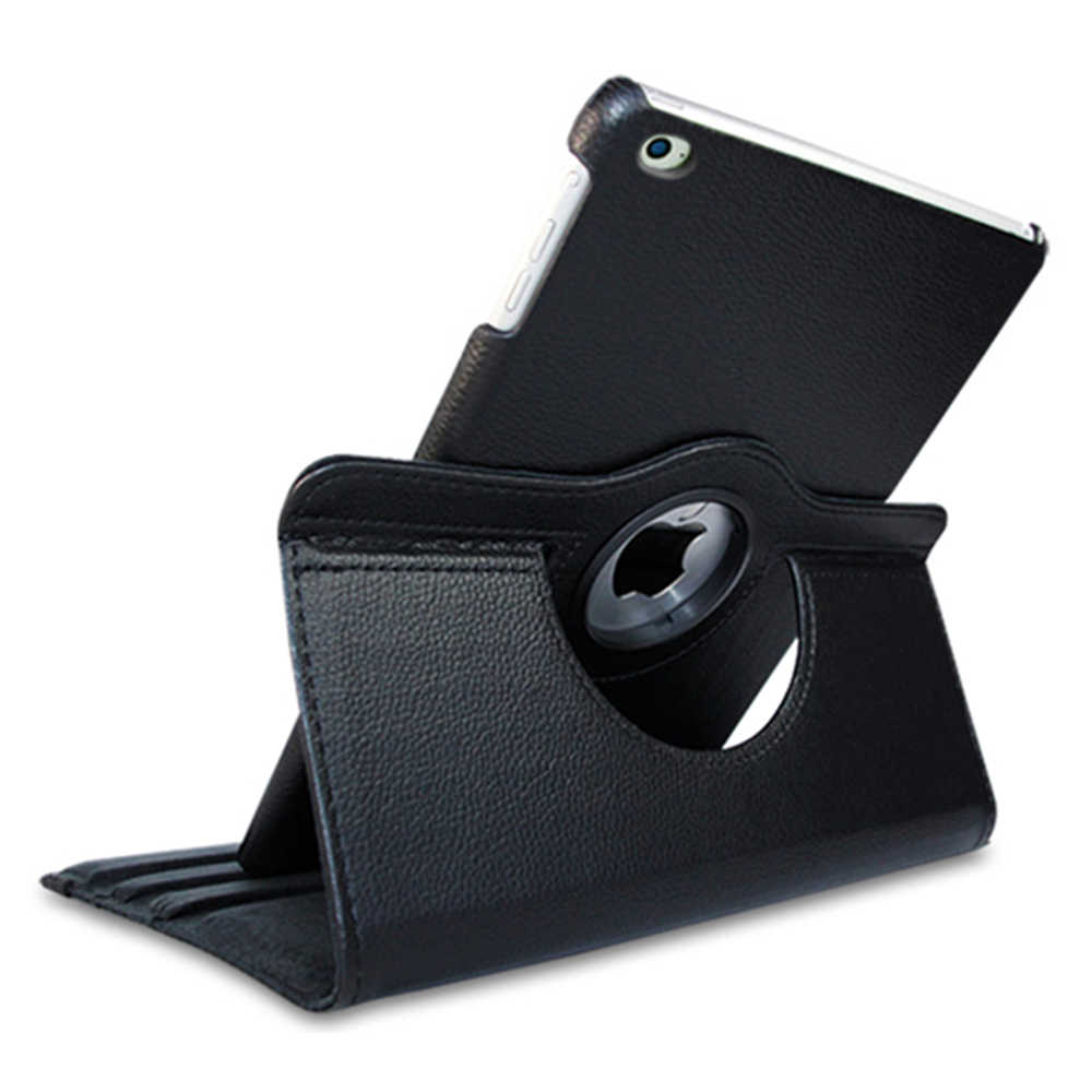 New Tablet For iPad 2 3 4 360 degree Rotating Case A1395 A1396 A1397 A1403 A1416 A1430 A1458 A1459 A1460 Smart Sleep Wake Cover