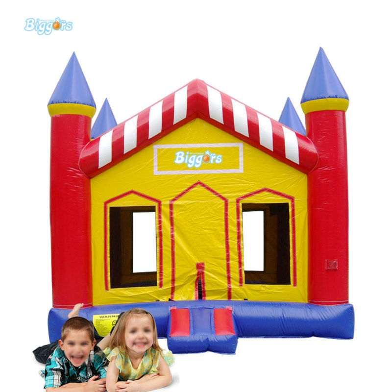 Inflatable Biggors Free Shipping Commercial Grade Inflatable Bouncy House For Sale commercial sea inflatable blue water slide with pool and arch for kids