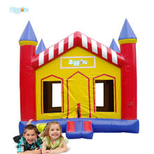 Inflatable Biggors Free Shipping Commercial Grade Inflatable Bouncy House For Sale