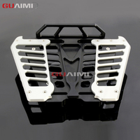 For BMW R NINE T R 9T Rear Passenger Seat Backrest armrest and Rear Luggage Rack Set Motorcycle Accessories