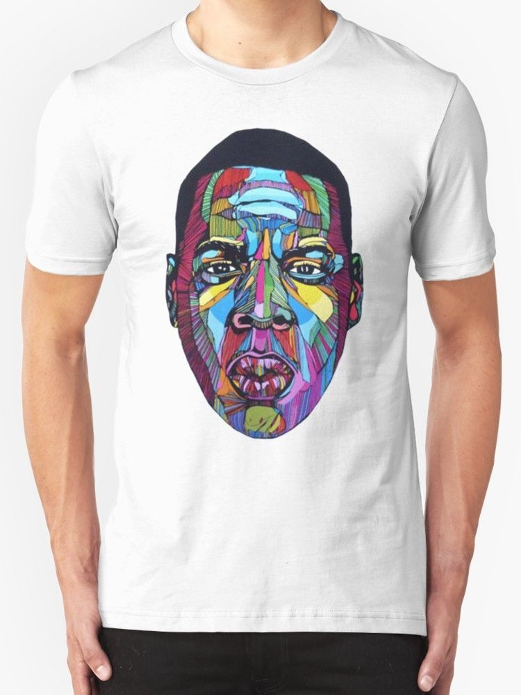 Jay Z Men's White Tees Shirt Clothing T Shirt Discount 100 % Cotton T Shirt For Men'S